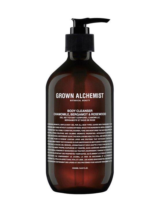 Grown Alchemist - Body Cleanser Chamomile, Bergamot & Rosewood -vartalogeeli 500 ml - NOCOL | Stockmann - photo 1