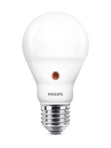 Philips - LED Classic 60W E27 Warm Glow -lamppu sensorilla - WHITE   Stockmann