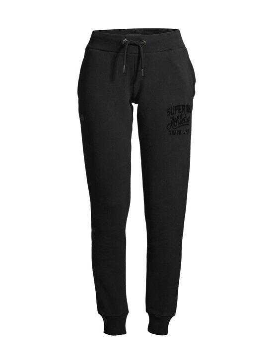 Superdry - Black Out Jogger -collegehousut - 02A BLACK   Stockmann - photo 1