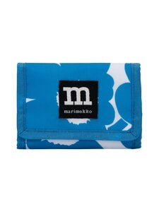 Marimekko - Koskaan Mini Unikot -lompakko - 510 BLUE, WHITE | Stockmann