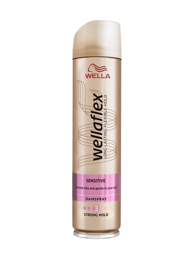 Wellaflex Sensitive -hiuskiinne 250 ml