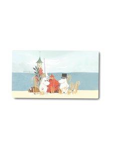 Moomin - #MEIDÄNMERI-leikkuulauta 40 x 17 cm - MULTICO | Stockmann