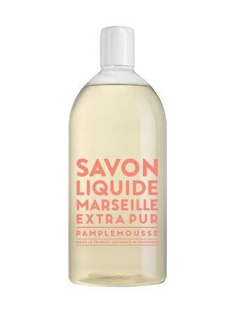 Extra Pur Pink Grapefruit liquid soap, refill 1 l - Compagnie de Provence