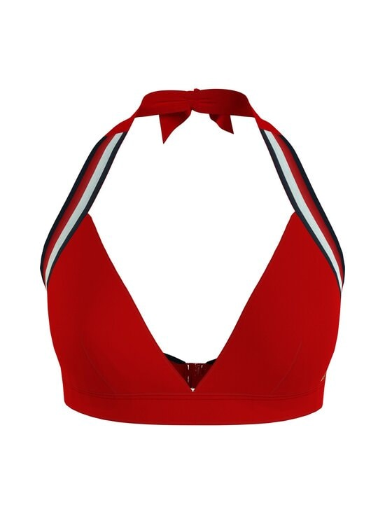 Tommy Hilfiger - TRIANGLE FIXED -bikiniyläosa - XLG PRIMARY RED | Stockmann - photo 1