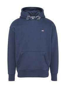 Tommy Jeans - Tjm Detail Hoodie -huppari - C87 TWILIGHT NAVY | Stockmann