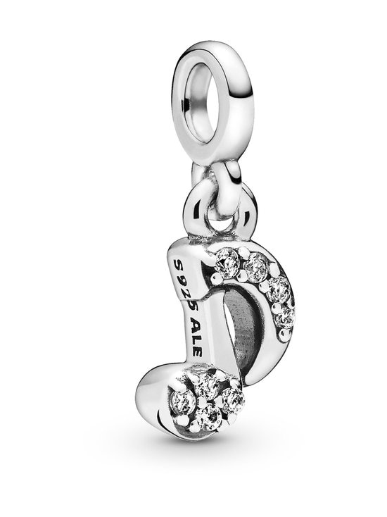 Pandora - My Musical Note Dangle -hela  - CLEAR | Stockmann - photo 1