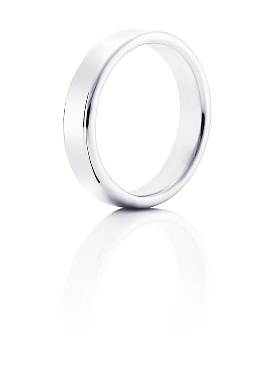 Efva Attling - Soft Ring -sormus - WHITE GOLD | Stockmann - photo 1