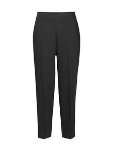 SECOND FEMALE - Garbo Trousers -housut - 8001 BLACK | Stockmann