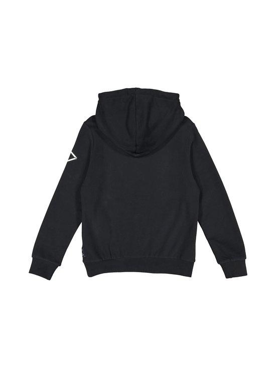 Replay & Sons - Carbon Finish Fleece Hoodie -huppari - 098 BLACK   Stockmann - photo 2
