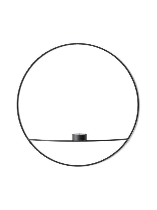 Menu - POV Circle Kynttilänjalka tuikulle, L - MUSTA | Stockmann - photo 2
