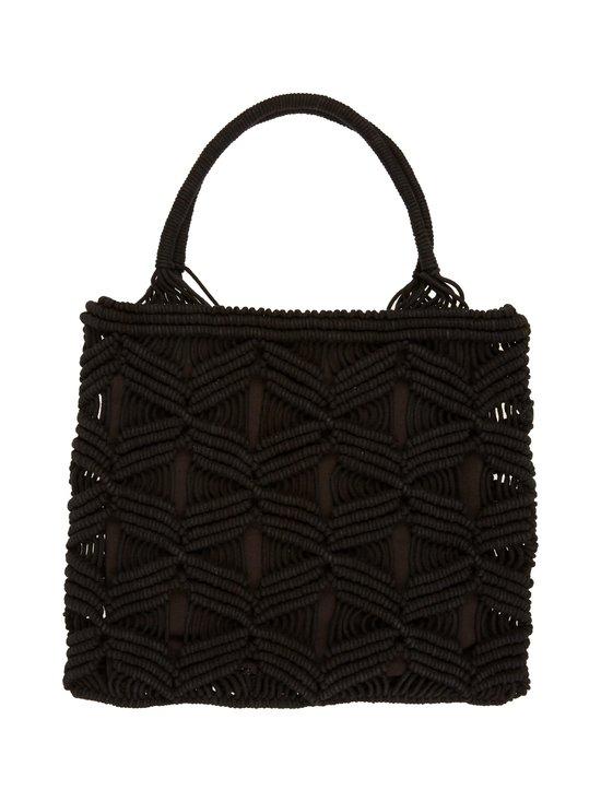 A+more - Aurora Crochet Bag -laukku - BLACK | Stockmann - photo 1