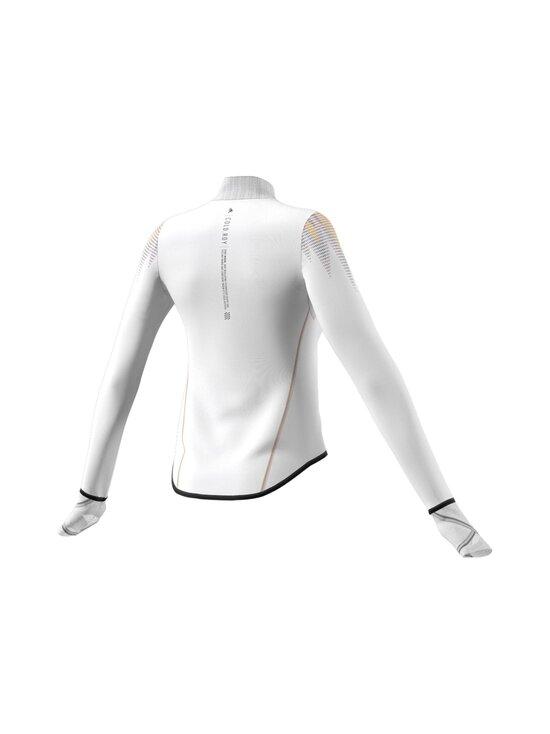 adidas Performance - LS P C RDY -urheilupaita - WHITE WHITE | Stockmann - photo 2
