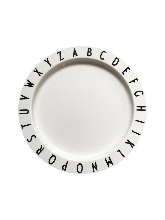 Design Letters - Eat & Learn -lautanen - WHITE | Stockmann - photo 1