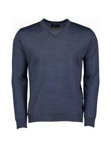 SAND Copenhagen - Cool Wool -neulepaita - 573 MEDIUM BLUE | Stockmann