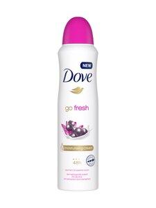 Dove - Go Fresh Acai Berry & Water Lily Antiperspirant Spray -antiperspirantti 150 ml | Stockmann
