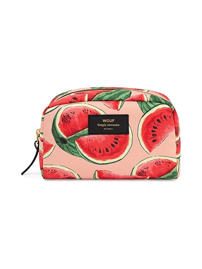 Watermelon Big -kosmetiikkalaukku