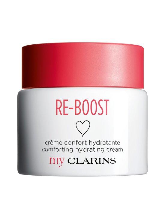 Clarins - my Clarins RE-BOOST Comforting Hydrating Cream -kasvovoide kuivalle ja herkälle iholle 50 ml - NOCOL   Stockmann - photo 1