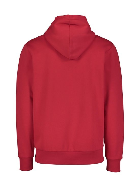 Jack & Jones - JjHero Sweat Hood -huppari - TANGO RED PRINT:JJ ORG - REG | Stockmann - photo 2