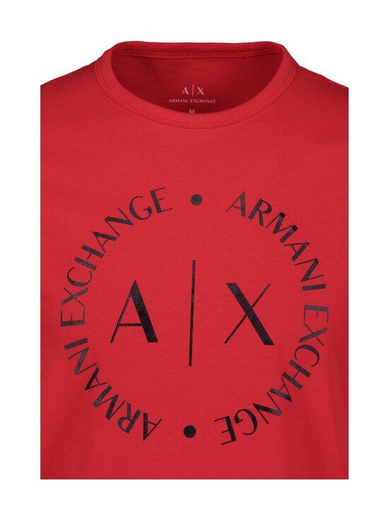 ARMANI EXCHANGE - T-paita - 1400 ABSOLUT RED   Stockmann - photo 3