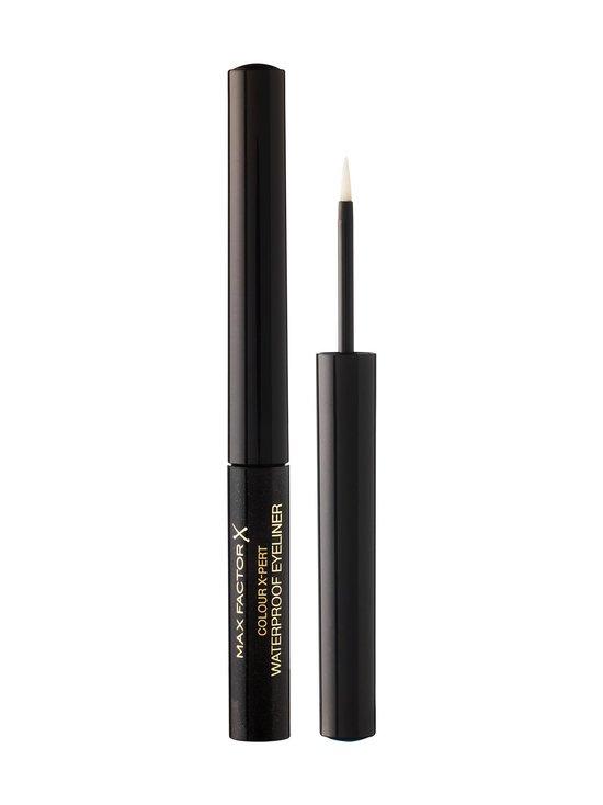 Max Factor - Colour X-pert Waterproof Eyeliner -silmänrajauskynä - 01 DEEP BLACK | Stockmann - photo 1
