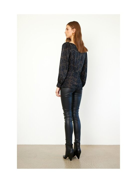 SECOND FEMALE - Joy-nahkaleggingsit - 8001 BLACK | Stockmann - photo 5