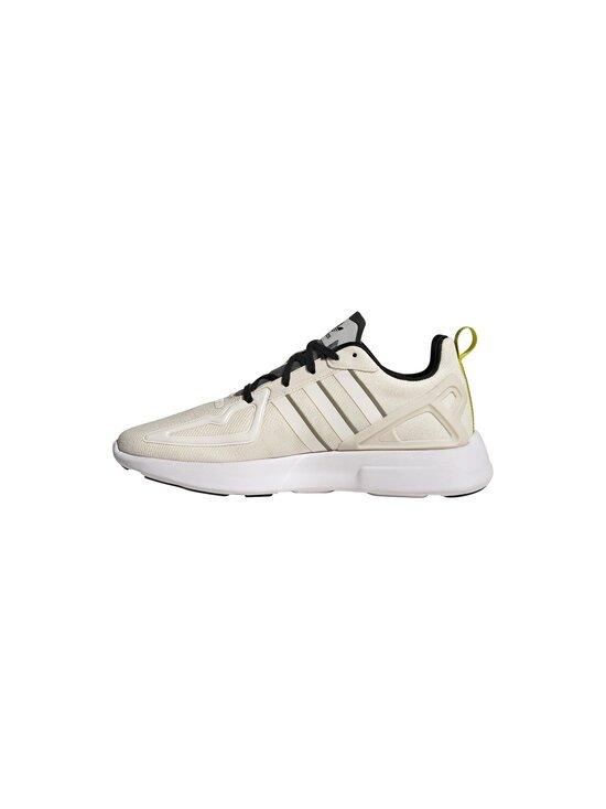 adidas Originals - W ZX 2K Flux -sneakerit - CHALK WHITE/CORE BLACK/FEATHER GREY | Stockmann - photo 2