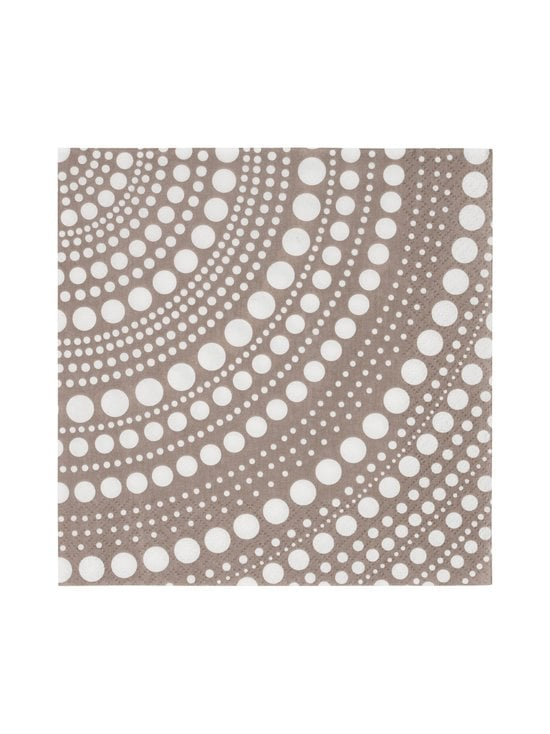 Kastehelmi-servetti 33 cm