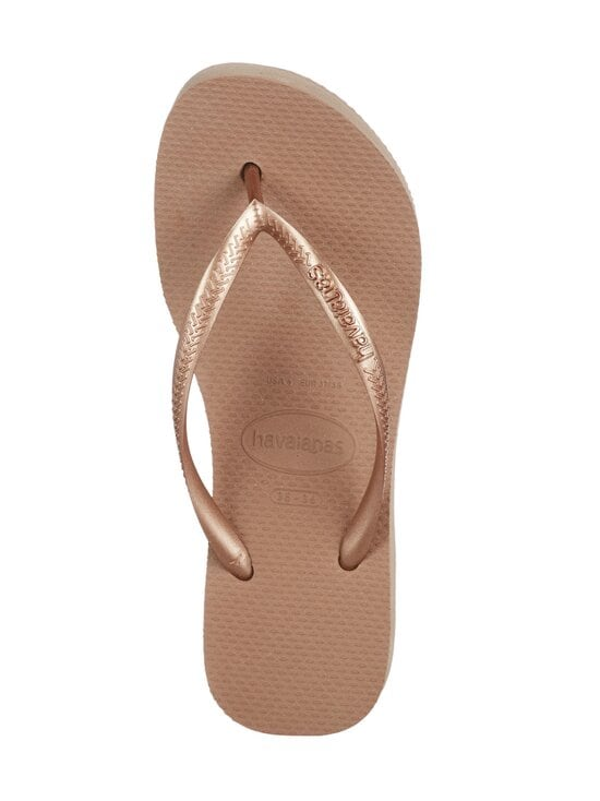 Havaianas - Slim Flatform Flip Flops -varvassandaalit - 3581 ROSE GOLD | Stockmann - photo 2