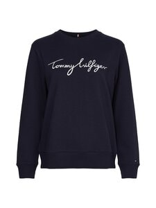 Tommy Hilfiger - Regular Graphic C-NK -collegepaita - DW5 DESERT SKY | Stockmann