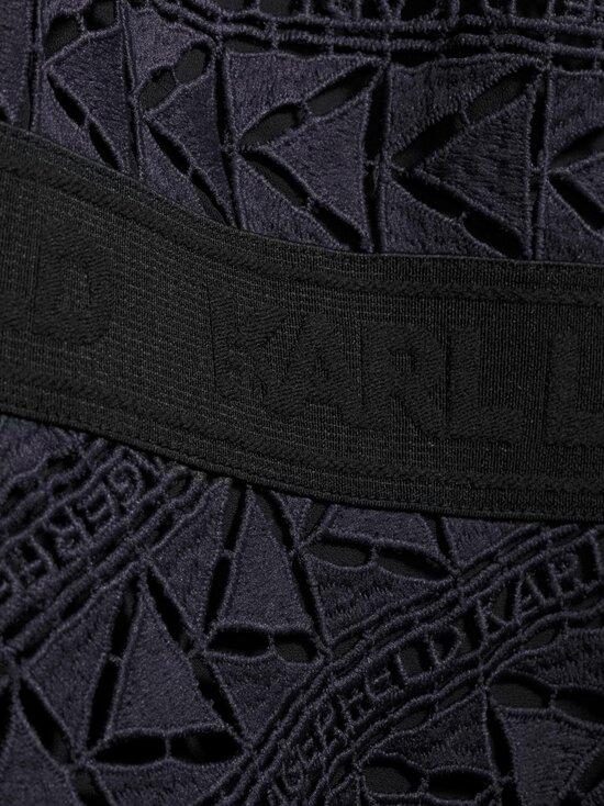 Karl Lagerfeld - Karl Lace Dress -mekko - 315 315 NAVY/BLACK   Stockmann - photo 4