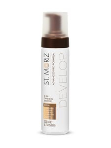 St. Moriz - 5in1 Tanning Mousse -itseruskettava vaahto 200 ml - null | Stockmann