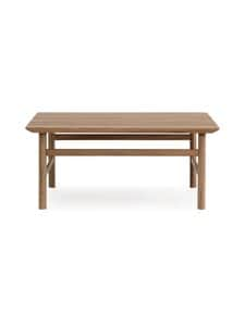 Normann Copenhagen - Grow-pöytä 80 x 35 x 80 cm - OAK | Stockmann