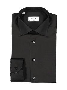 Eton - Slim Fit -kauluspaita - BLACK   Stockmann