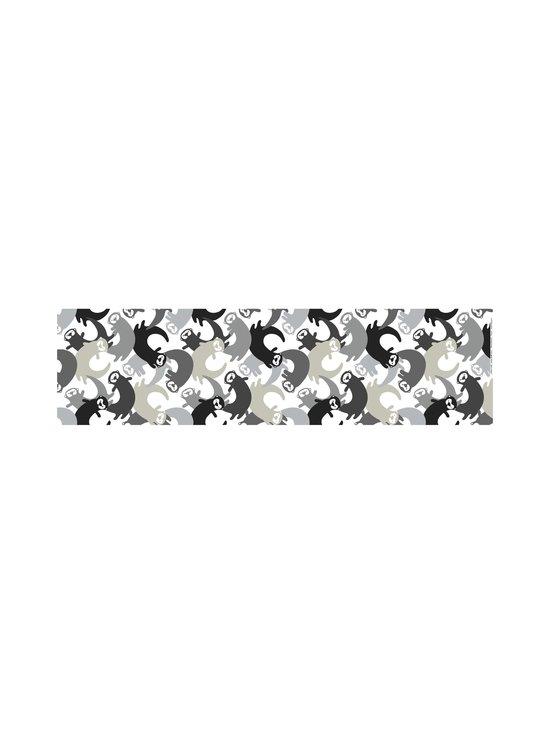 Finlayson - Lutra lutra -pussilakanasetti 150 x 210 cm +50 x 60 cm - WHITE/GREY | Stockmann - photo 2