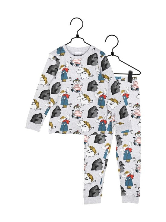 Muumi - Hui-pyjama - GREY | Stockmann - photo 1