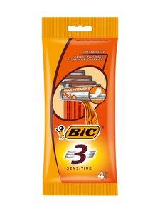 Bic - 3 Sensitive Shaver -partahöylä 4 kpl | Stockmann