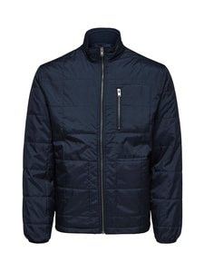 Selected - SlhDylan Quilted Jacket -takki - SKY CAPTAIN | Stockmann