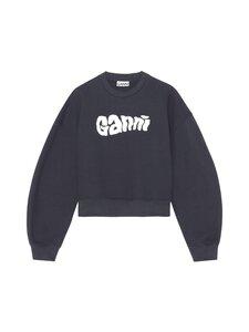 Ganni - Isoli-collegepaita - 683 SKY CAPTAIN | Stockmann