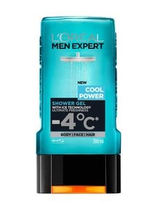 L'ORÉAL MEN EXPERT - Cool Power -suihkugeeli 300 ml | Stockmann