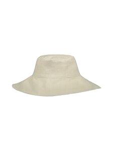 KAIKO - Boho Sun Hat -pellavahattu - C8 BEIGE | Stockmann