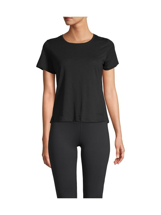 Casall - Texture Tee -treenipaita - 901 BLACK | Stockmann - photo 2