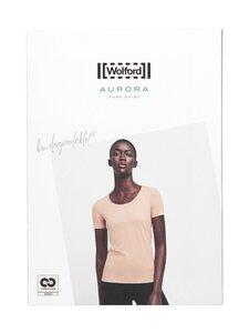 Wolford - Aurora Pure SS -paita - 7005 BLACK   Stockmann