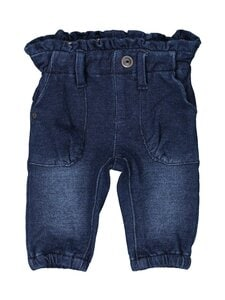 Name It - NbfRie Dnmbatorinas -housut - DARK BLUE DENIM | Stockmann