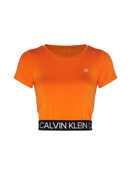 Calvin Klein Performance - T-paita - 818 FRENCH MARIGOLD | Stockmann - photo 1