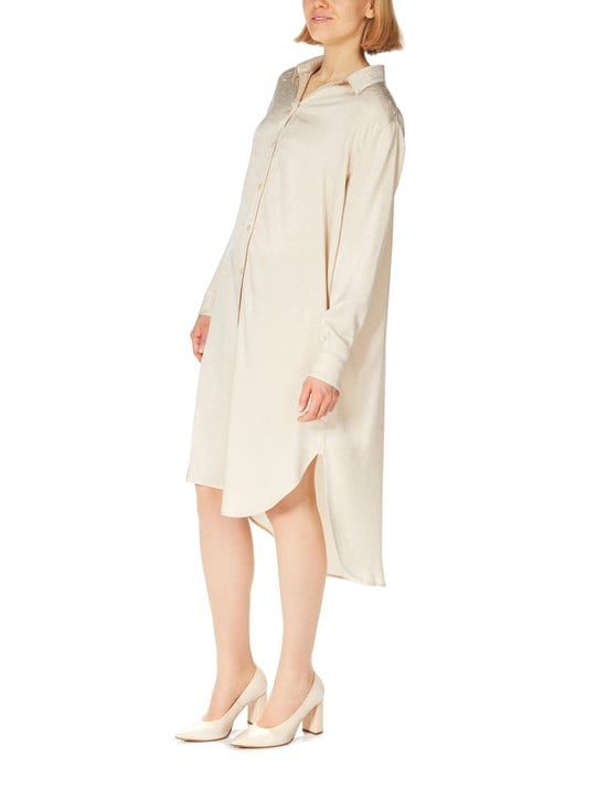 Samsoe & Samsoe - Cissa-paitamekko - WARM WHITE | Stockmann - photo 3