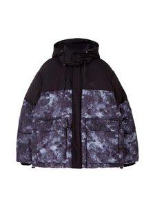 Calvin Klein Jeans - Cloud Print Puffer -toppatakki - BEH CK BLACK | Stockmann