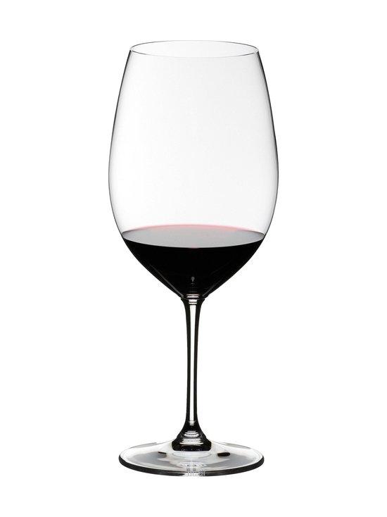 Riedel - Vinum Cabernet Sauvignon/Merlot (Bordeaux) -punaviinilasi 6 + 2 kpl - KIRKAS | Stockmann - photo 1
