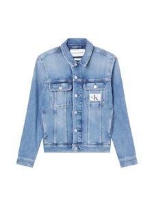 Calvin Klein Jeans - Regular 90's Denim Jacket -farkkutakki - 1AA DENIM LIGHT   Stockmann