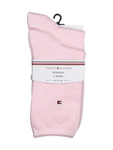 Tommy Hilfiger - Sukat 2-pack - 102 PINK COMBO | Stockmann