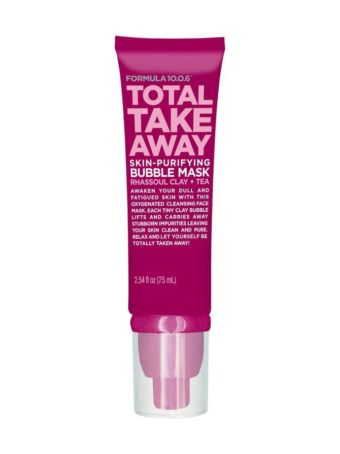 Total Take Away -puhdistava kupliva naamio 75 ml